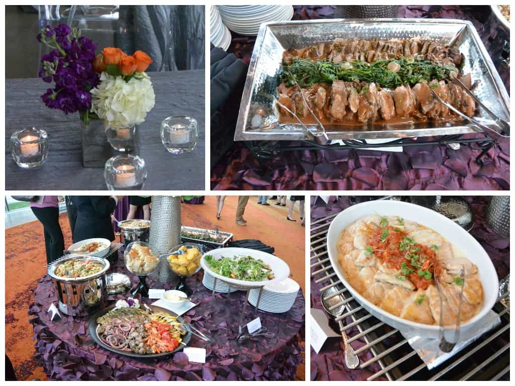 Fall 2014 Catering Buffet